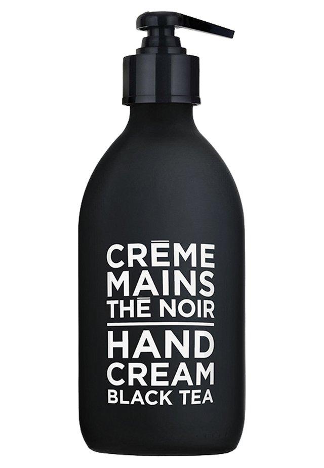 HAND CREAM - Crème mains - black tea