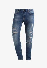YOURTURN - Jeans Skinny Fit - dark blue denim - 5