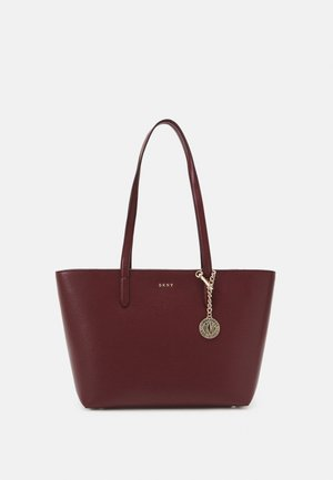 BRYANT BOX SUTTON - Tote bag - aged wine