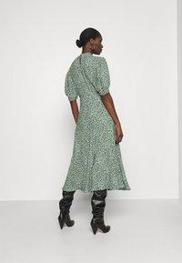 Ghost - LUELLA DRESS - Korte jurk - green - 2