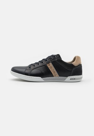 COLTRANE - Zapatillas - navy/beige