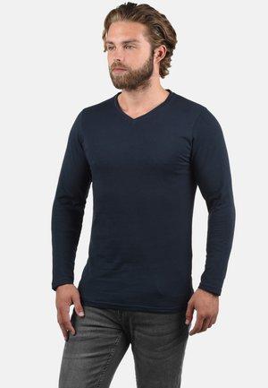 2PER PACK - Maglietta a manica lunga - dark blue