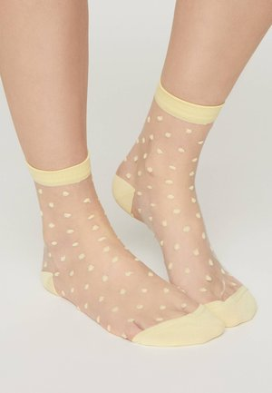 Socks - yellow