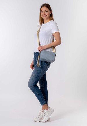 SHOULDER BAG CHRISTA - Across body bag - blau