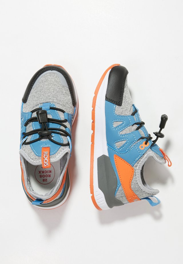 ROOSKICKX ROOKI SL - Trainers - faded blue/vapor grey