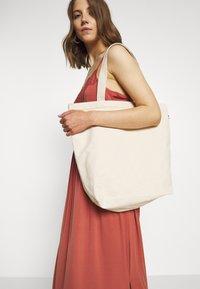 Vero Moda - VMDITTA SINGLET ANCLE DRESS - Maxi dress - marsala - 3