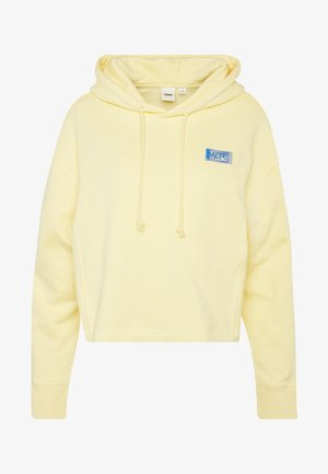 SESSION UP HOODIE - Jersey con capucha - golden haze