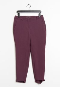 Selected Femme - Trousers - purple - 0