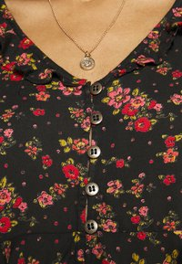 Free People - SECRET GARDEN SET - Maxi skirt - black - 8