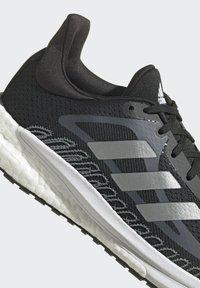 adidas Performance - TERREX AX3 GORE-TEX MID - Chaussures de running neutres - black - 8