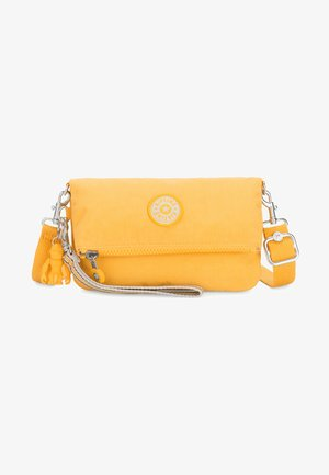 BASIC LYNNE - Across body bag - vivid yellow