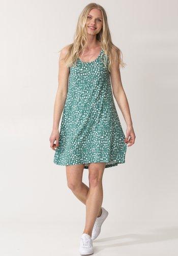 BOBOLINA  - Vestido ligero - green