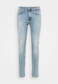 Calvin Klein Jeans - SKINNY - Skinny-Farkut - denim medium - 4