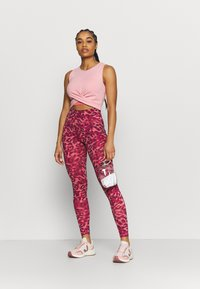 Even&Odd active - Top - pink - 1