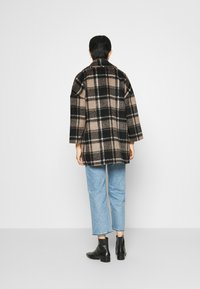 JUST FEMALE - CHELSEA COAT - Zimní kabát - walnut - 2