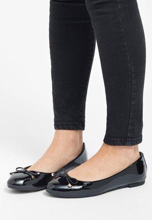BOW - Ballerina's - black