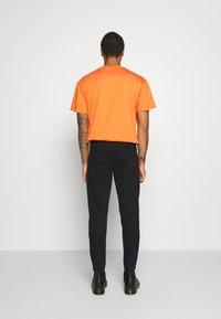 Redefined Rebel - MONACO - Jeans slim fit - deep black - 2