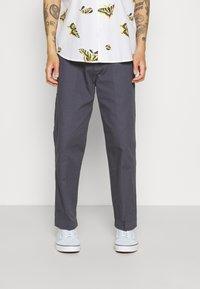 Obey Clothing - HARDWORK CARPENTER PANT  - Kangashousut - french navy - 0
