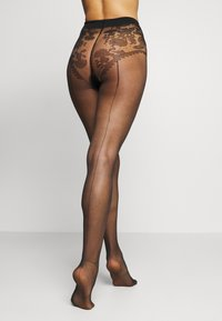 FALKE - SHEER LADY TI - Tights - black - 0