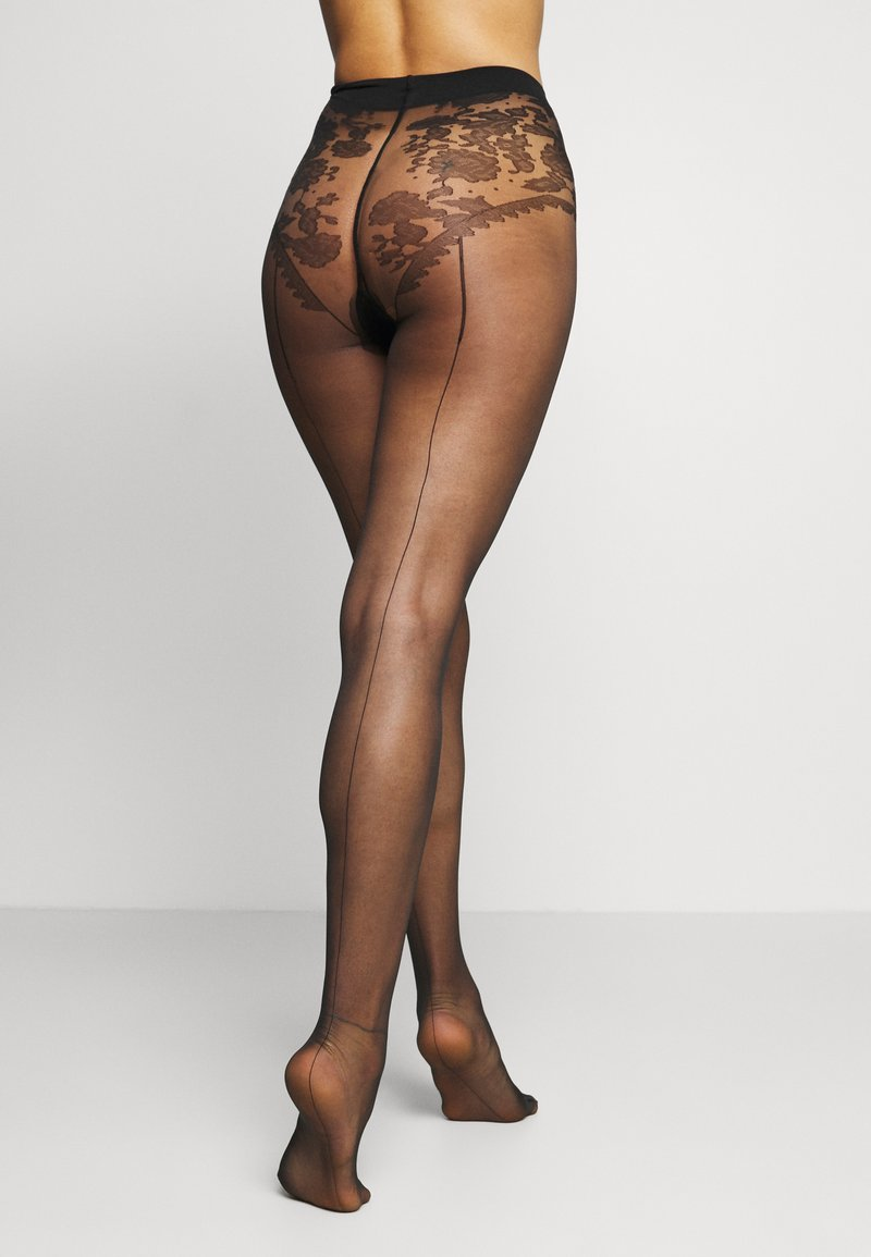 FALKE - SHEER LADY TI - Tights - black