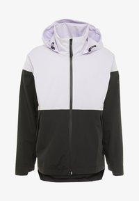 URBAN RAIN.RDY - Waterproof jacket - purple/black