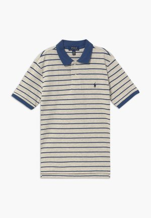 Polo shirt - new sand heather