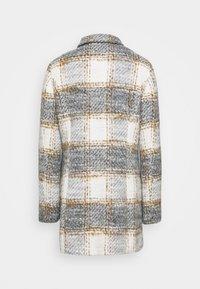 Barbara Lebek - Classic coat - creme/silver/hazelnut - 1