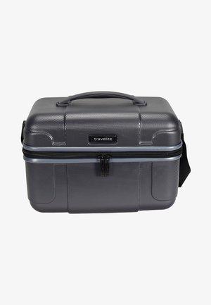 VECTOR - Wash bag - anthracite