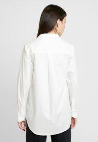 Modström - ARTHUR  - Button-down blouse - off white - 2