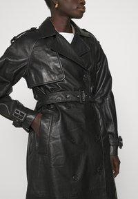 2nd Day - EDITION GRAF - Leather jacket - jet black - 8
