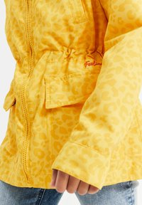 WE Fashion - Parka - yellow - 2