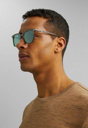Sonnenbrille - havanna