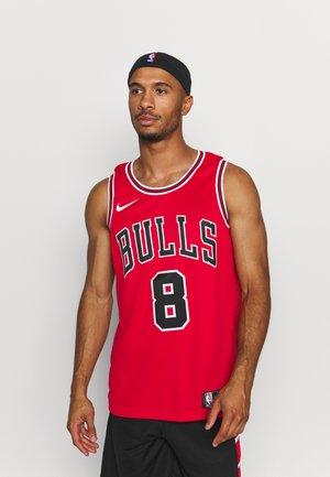 NBA CHICAGO BULLS ZACH LAVINE ICON SWINGMAN - Article de supporter - university red/white/black