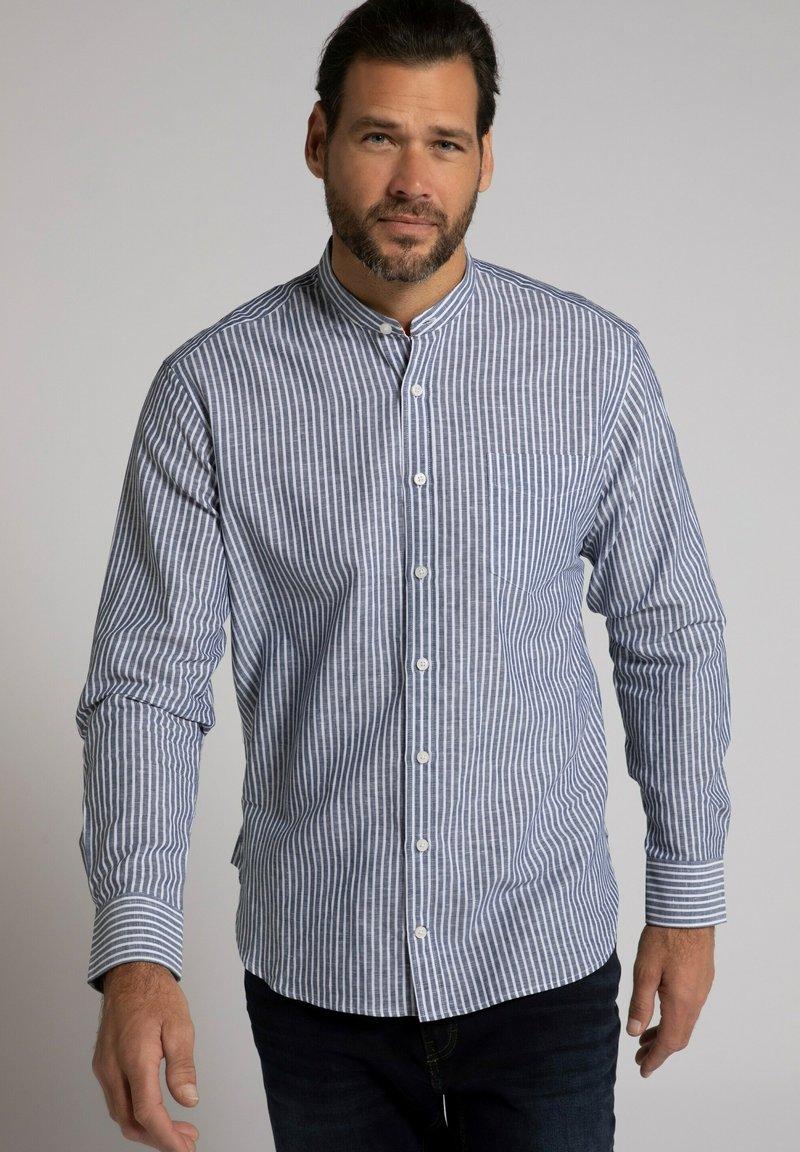 JP1880 - Shirt - ägäisblau
