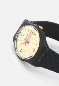 Swatch - LUXY BAROK - Watch - black - 3