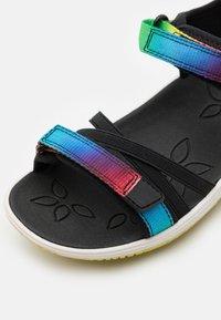 Keen - VERANO UNISEX - Chodecké sandály - black - 5