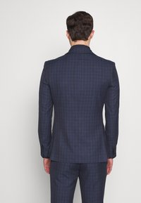 Limehaus - CHECK SUIT - Oblek - navy - 3