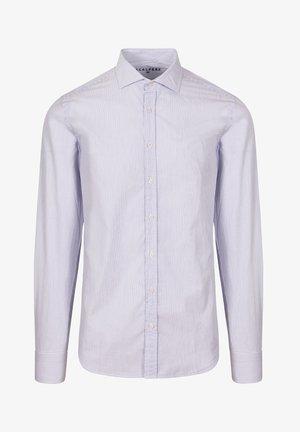 FANCY - Kostymskjorta - stripes blue