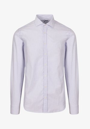 FANCY - Formal shirt - stripes blue