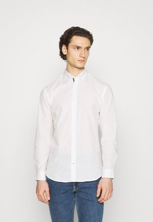 JJETHOMAS DETAIL - Shirt - white