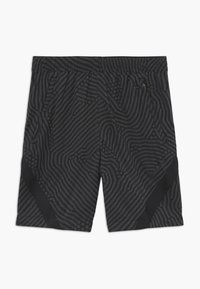 Nike Performance - DRY STRIKE - Sports shorts - black/anthracite - 0