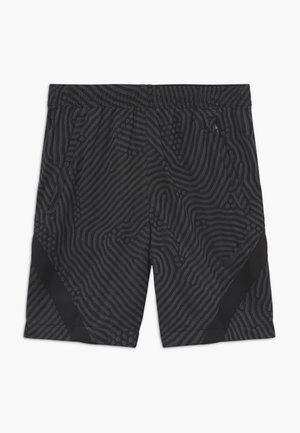 DRY STRIKE - Sports shorts - black/anthracite
