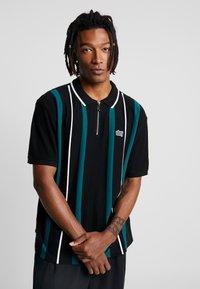 Obey Clothing - CHUNK CLASSIC - Polo shirt - black/multi - 0