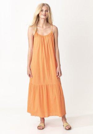 MAUI - Maxi dress - orange