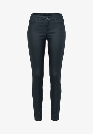 COATED - Jeans Skinny Fit - dark green