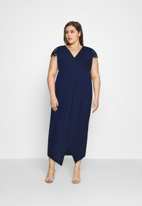 TFNC Curve - QUINN MAXI - Cocktail dress / Party dress - navy - 1