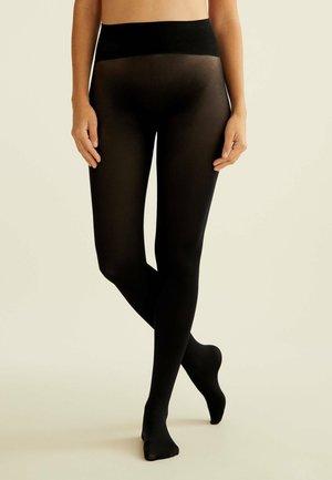 90 DEN SEAMLESS - Panty - black