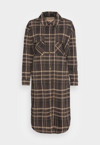 SC-TRIPOLI 1 - Classic coat - brown combi