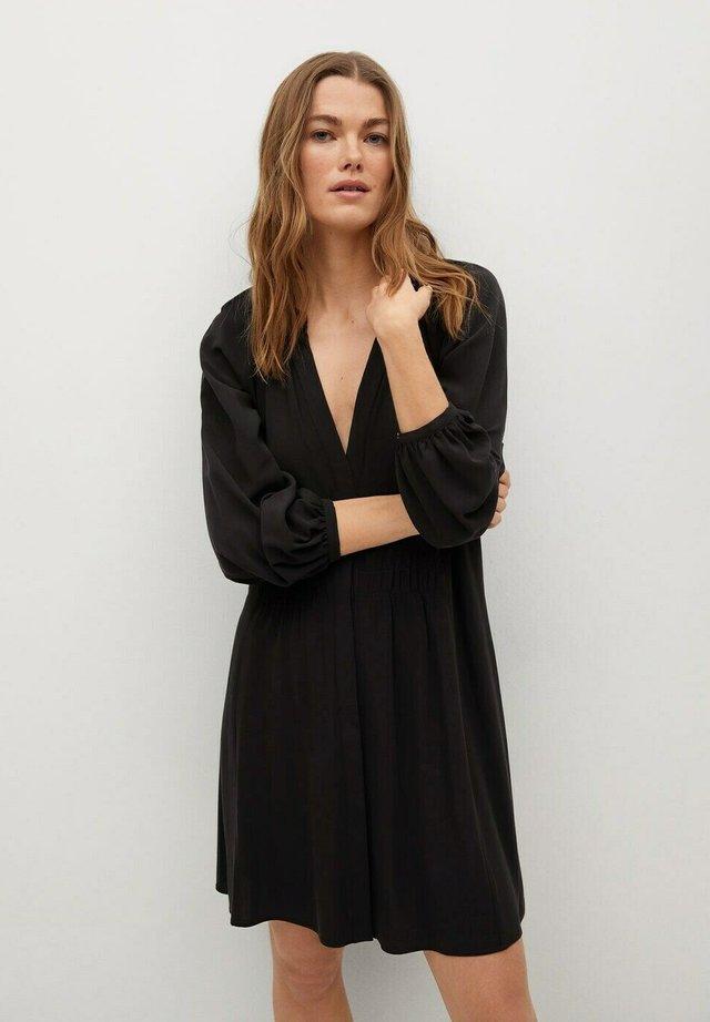 ROBE - Robe d'été - noir