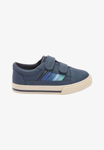 Baby shoes - dark blue
